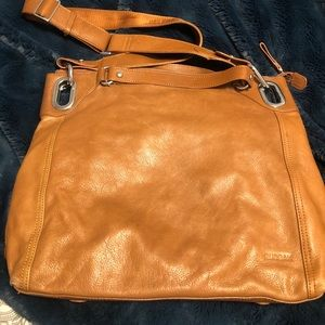 RUDSAK Camel coloured handbag